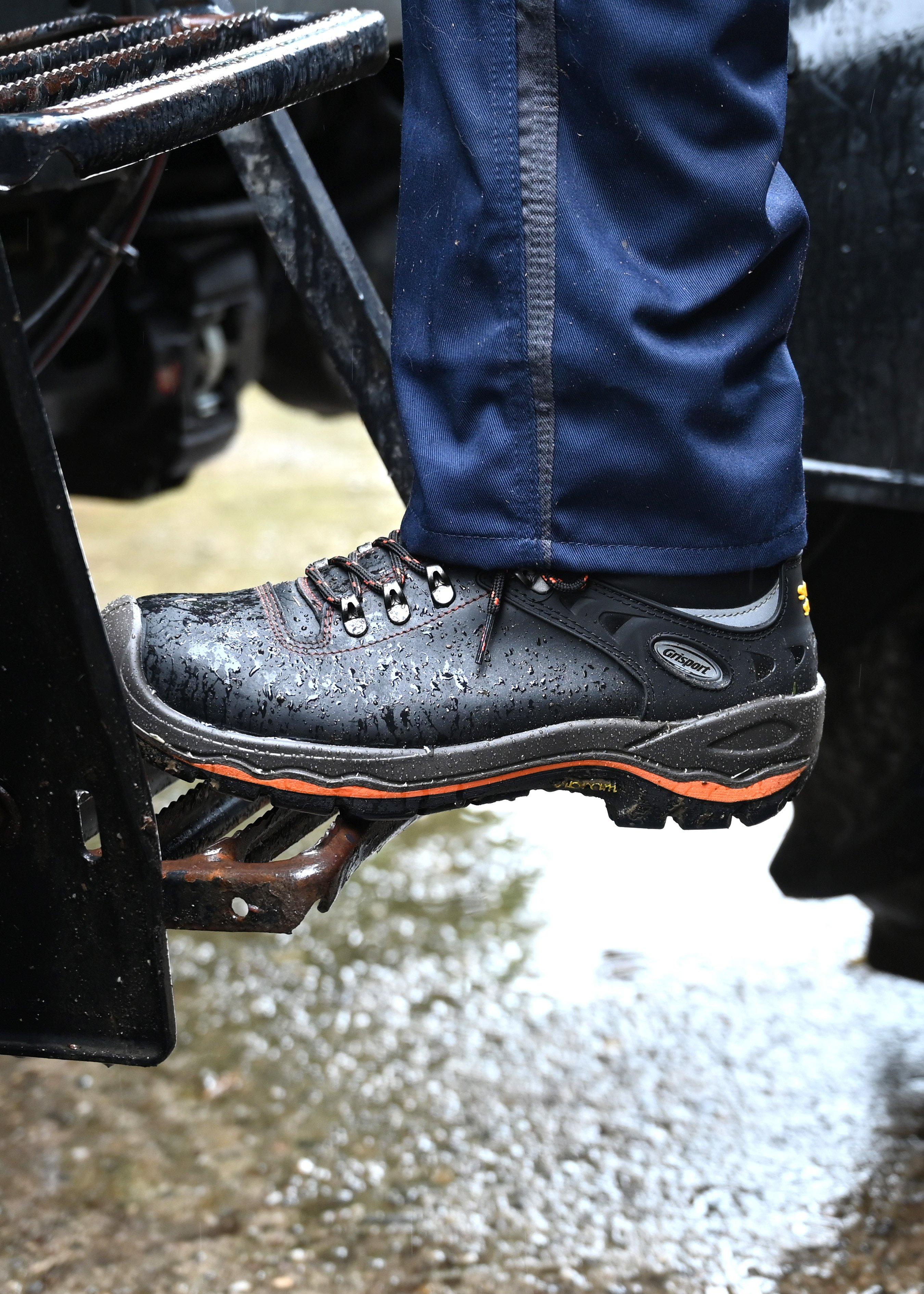 Chaussures de sécurité Bottine S3 L494336 2