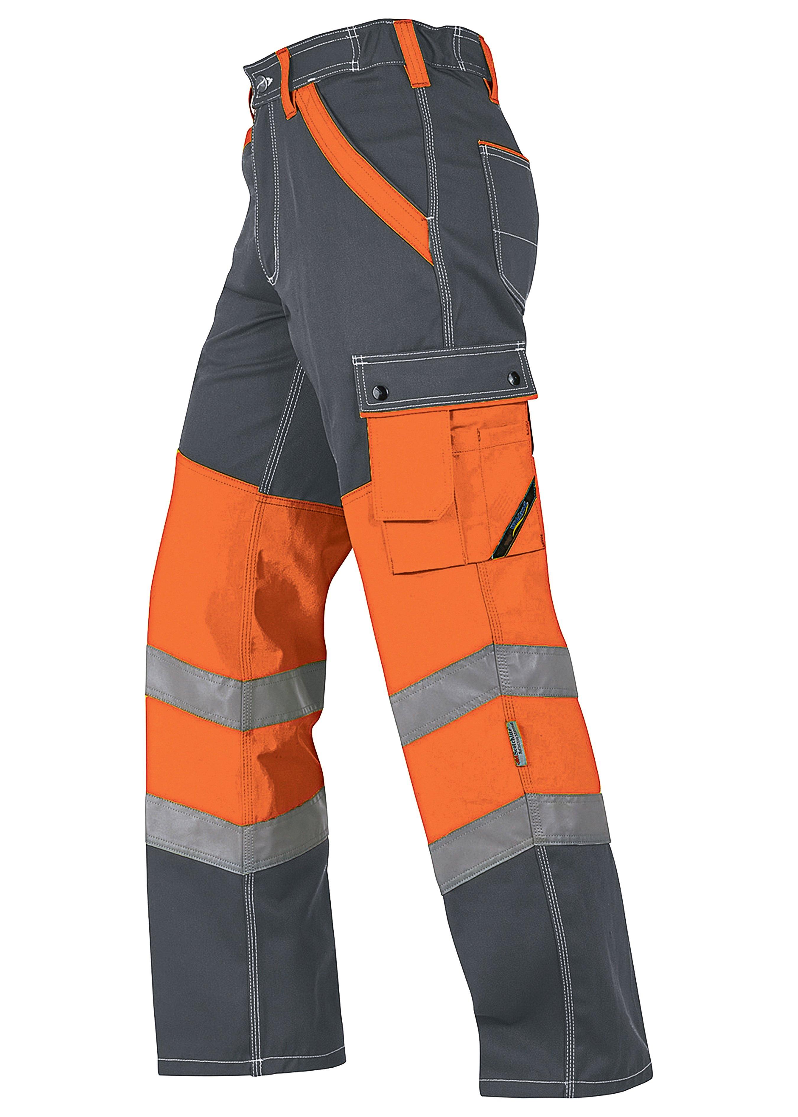 Wikland Warnschutz Arbeitshose 1234 mit 3M®-Reflexstreifen 23001138 1