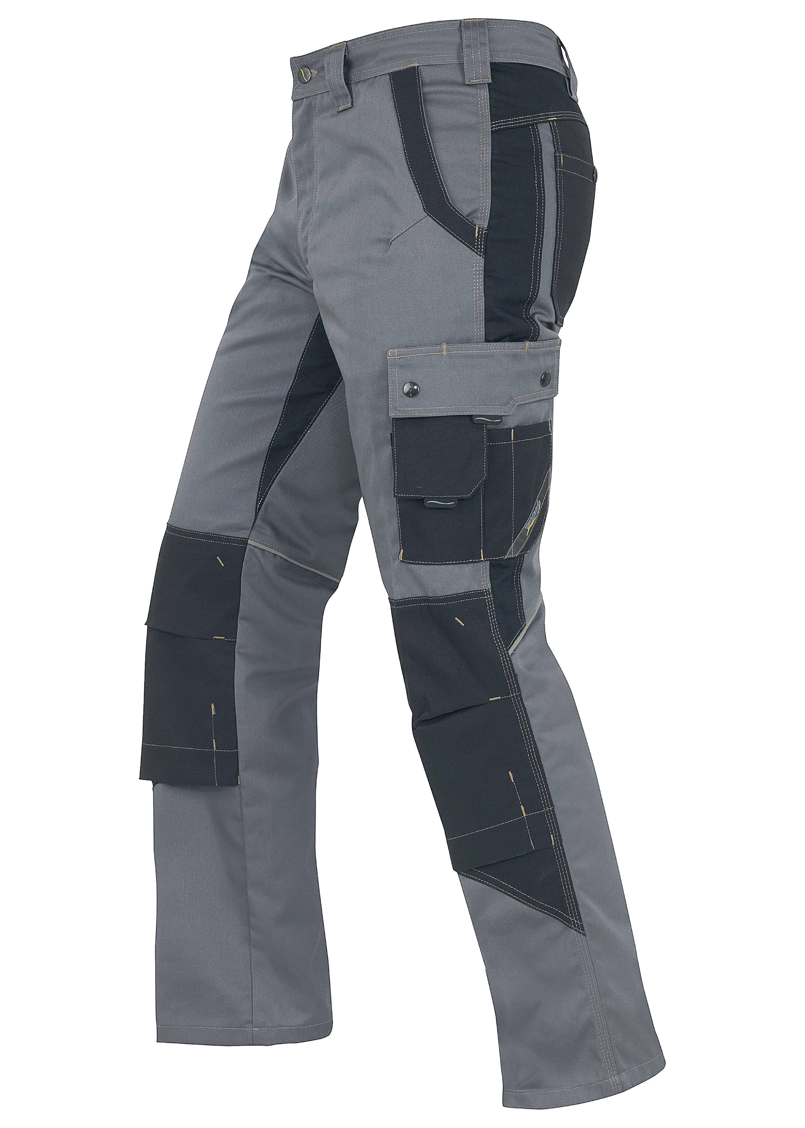 Pantalon de travail d'artisan 1824 avec de poches de genoux 19721138 1