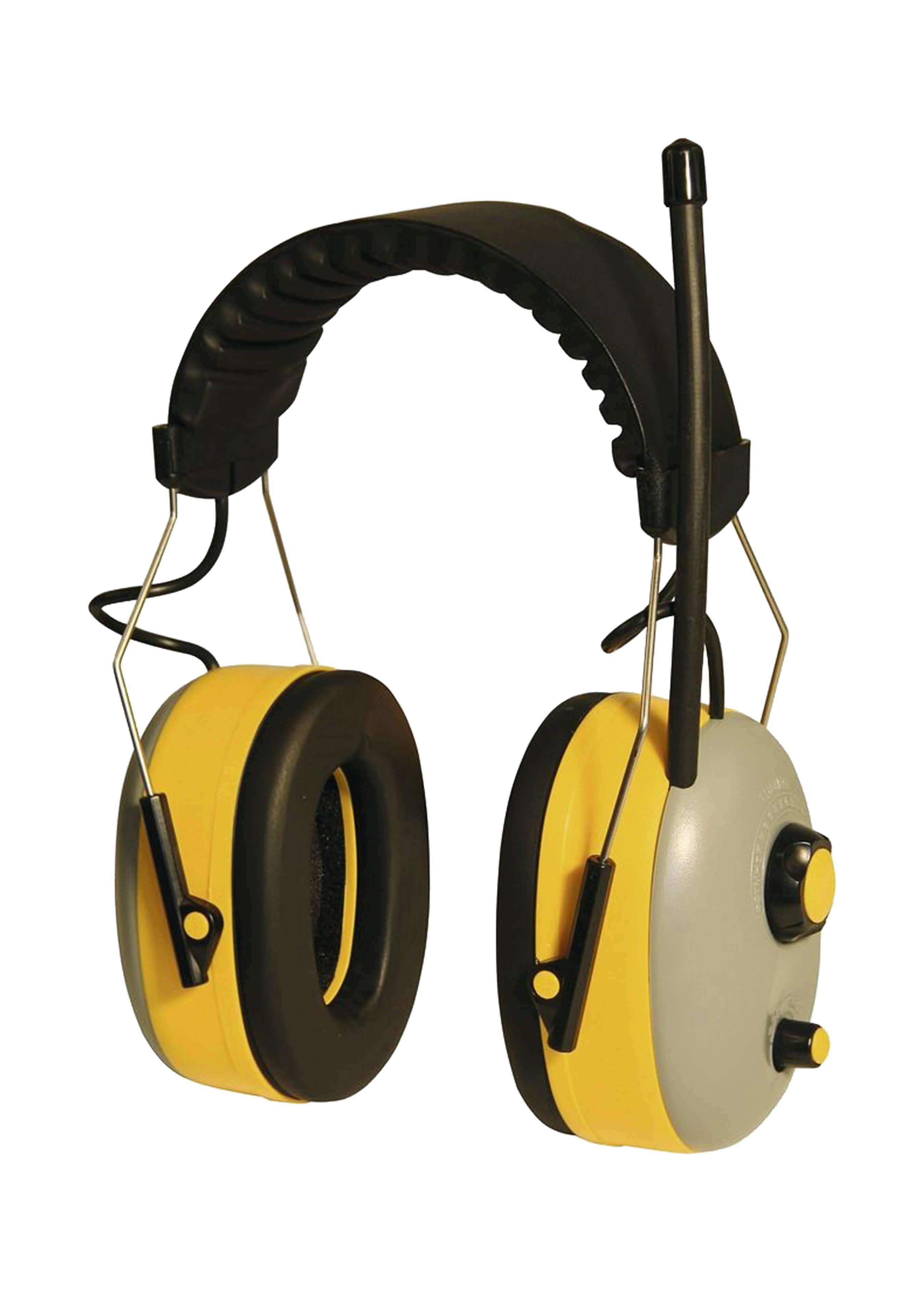 Gehörschutz mit Stereo-Radio 275001 1